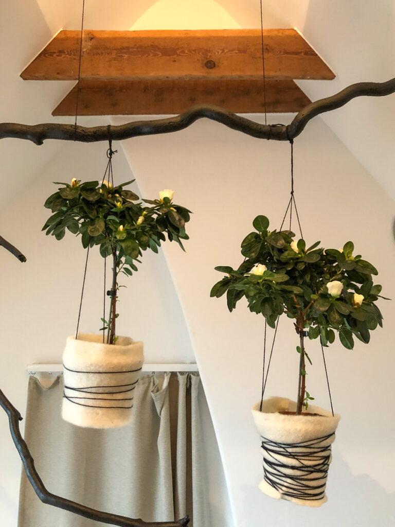 DIY - Zwevende azalea